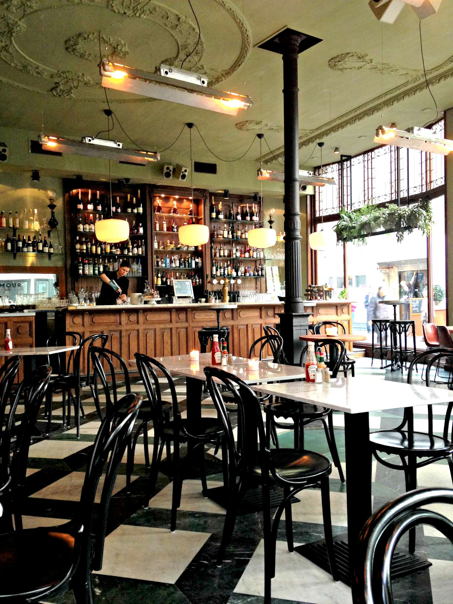 Bar Seymour Haarlem