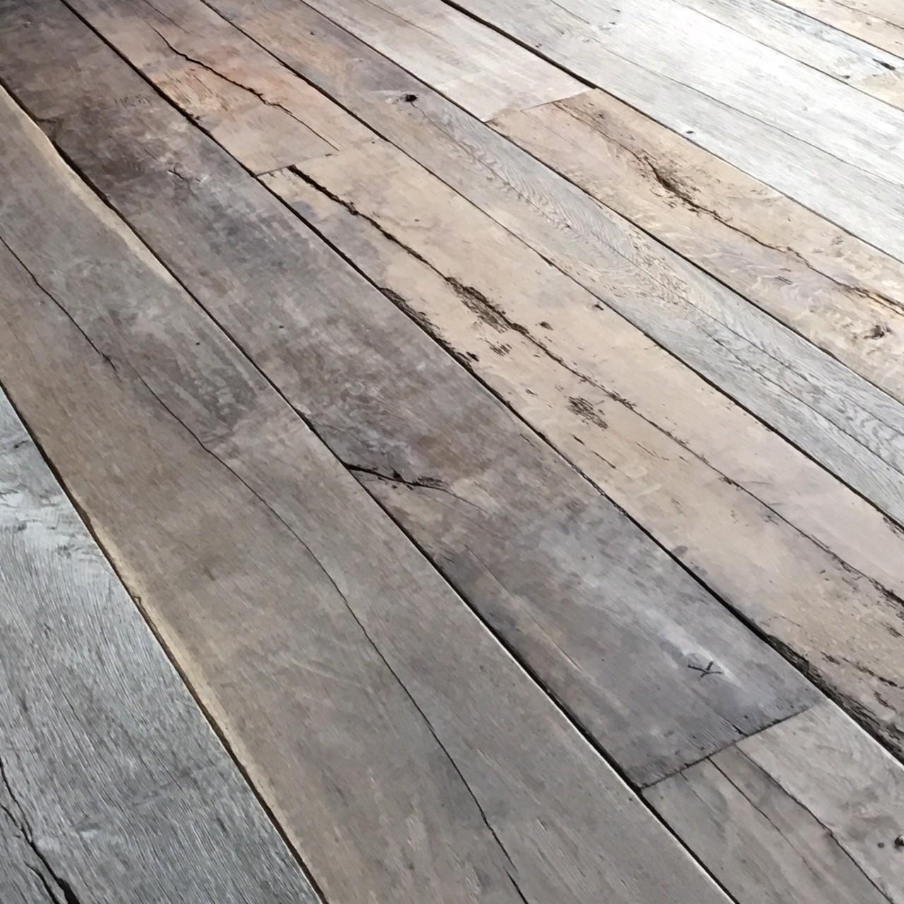 18e eeuwse Franse vloerplanken