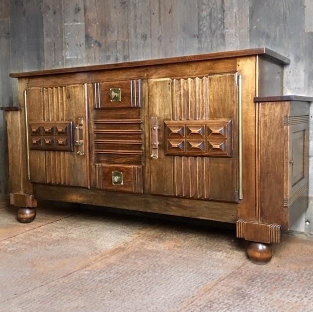 Charles Dudouyt jaren '30 design dressoir