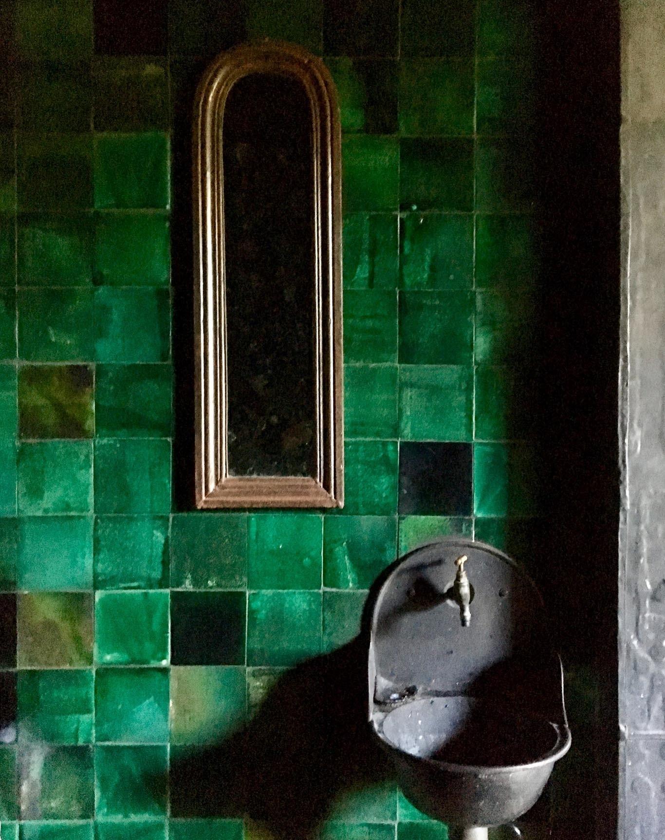 Groene witjes