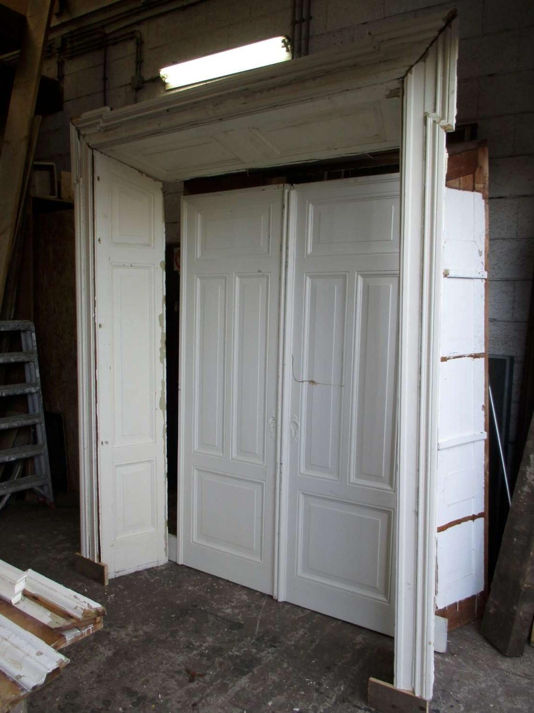 """Oude Kamer """"en suite"""" schuifdeuren"""