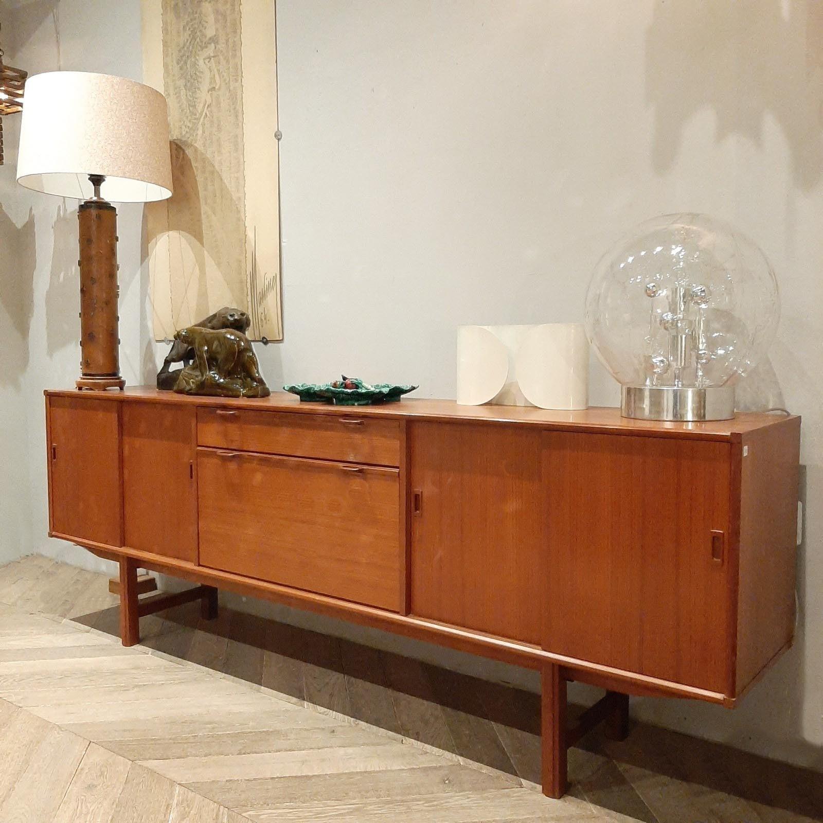Jaren '60 design dressoir