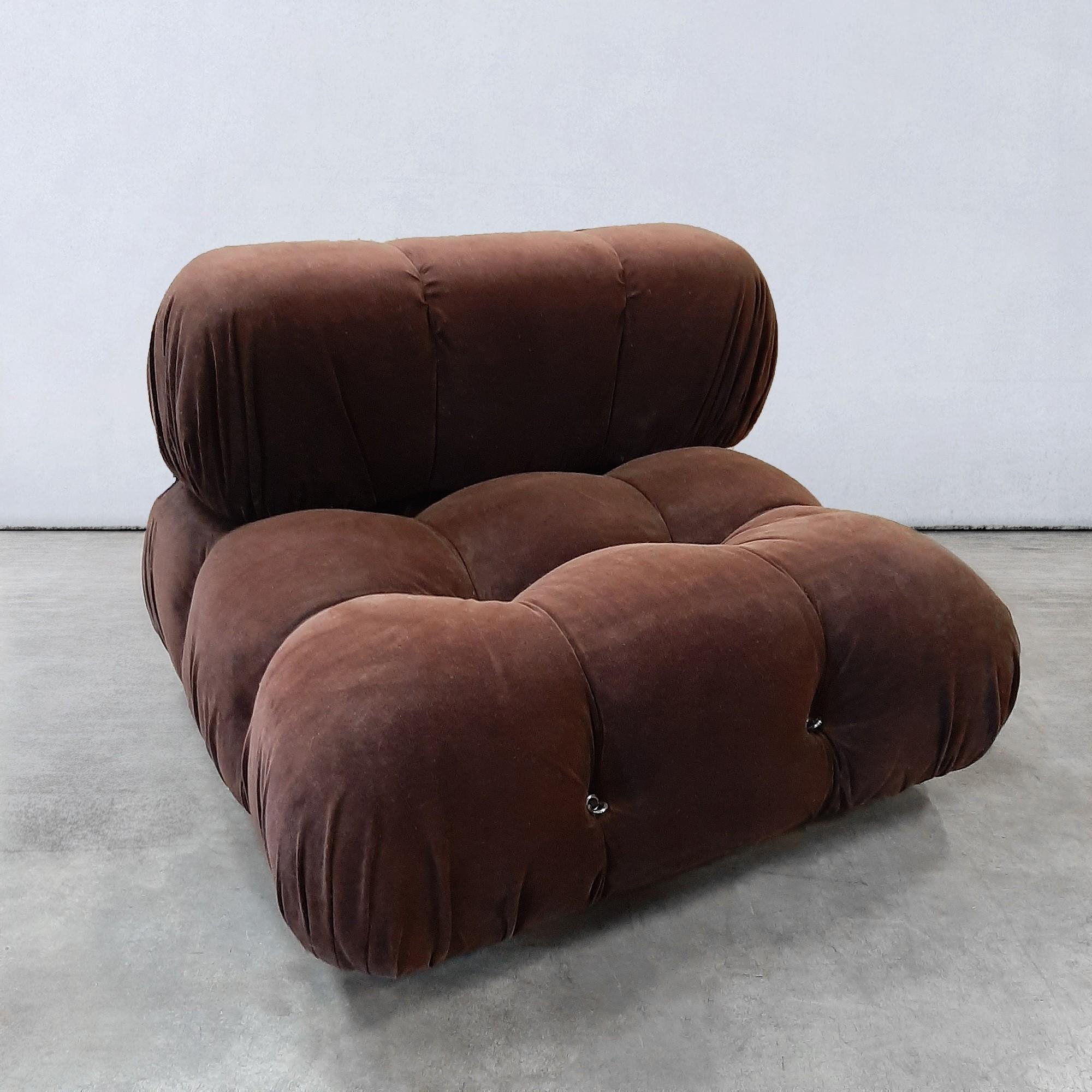 Mario Bellini 'Camaleonda' loungestoel