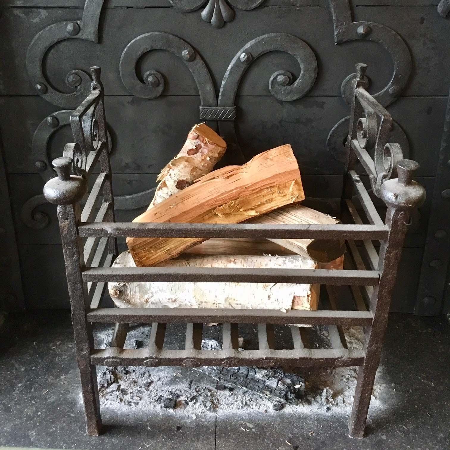 Prachtige laat 17de eeuwse vuurkorf