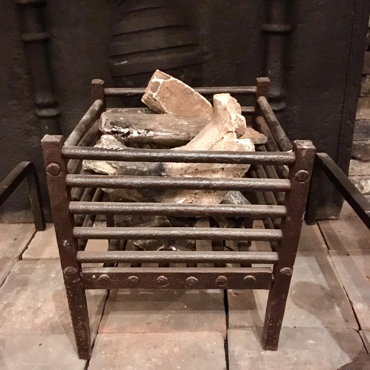 17de eeuws vuurkorfje