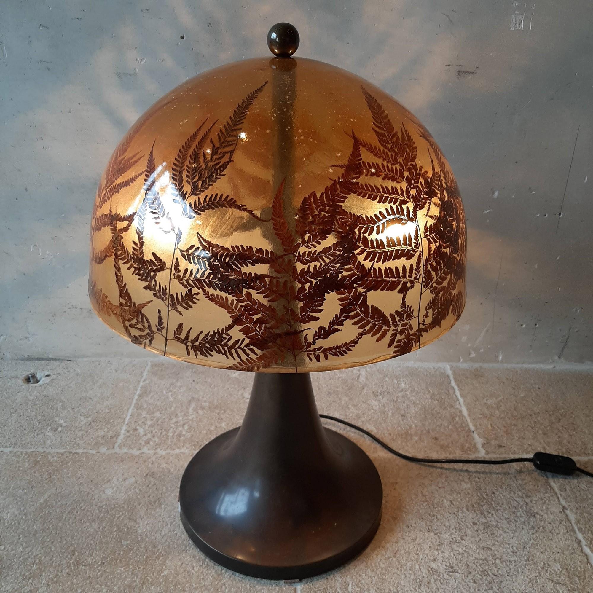 Tafellamp in de stijl van Gabriella Crespi