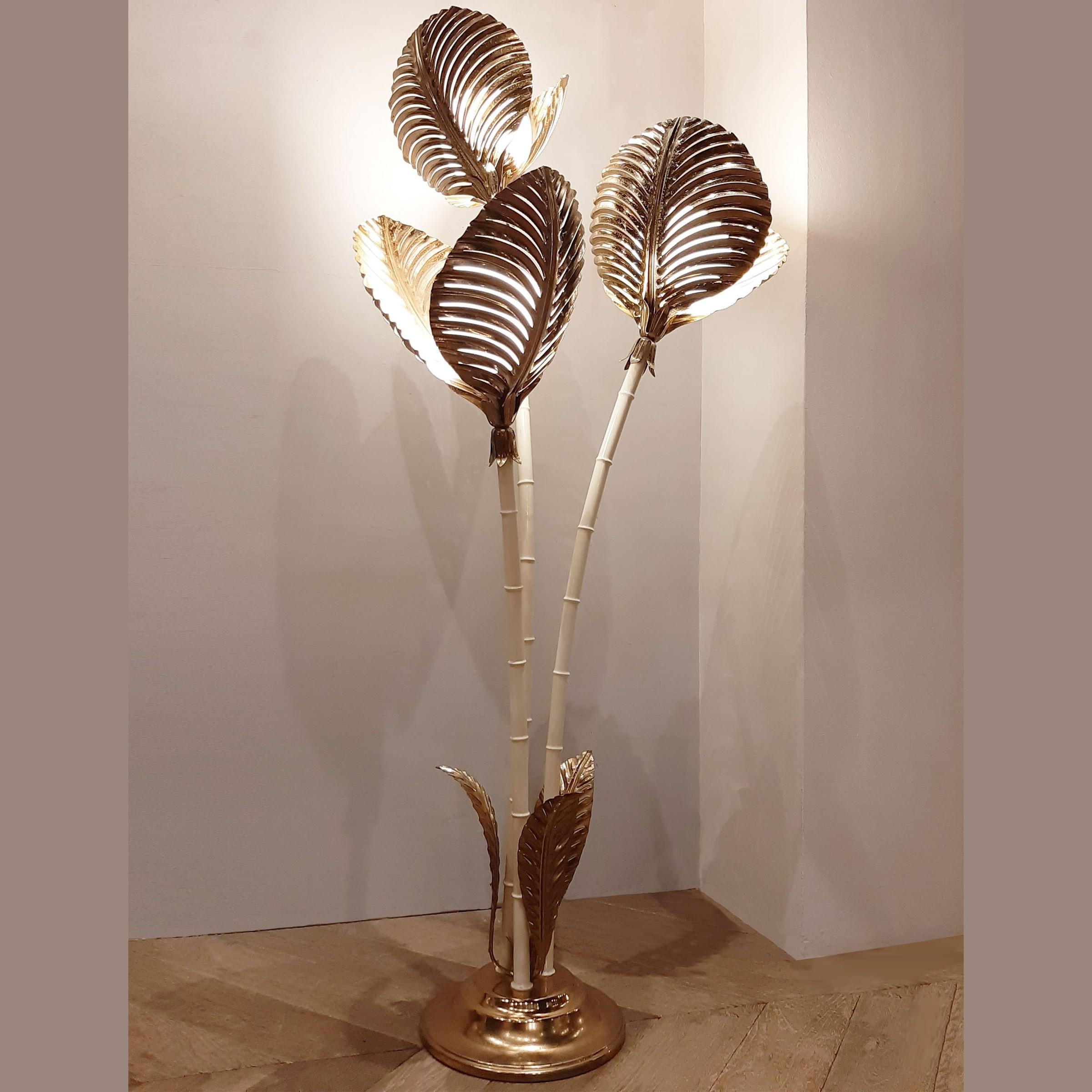 Italiaanse palm vloerlamp, Terzani '70